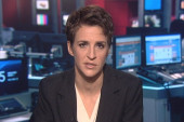Maddow: We didn't go to war, we sent our...