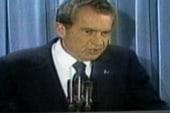 Bernstein: Watergate was always about...