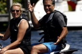 Romney's vacation under the spotlight
