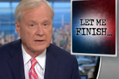 Chris Matthews honors Obama's historic...