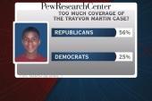 The politics of the Trayvon Martin...
