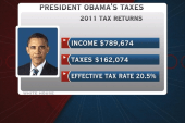 Obama, Biden release tax returns
