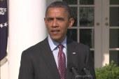 Obama addresses Trayvon Martin shooting