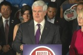 Gingrich won't back down despite losses