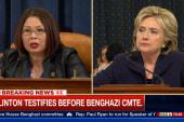 Clinton details post-Benghazi security plans