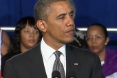 Obama, Romney pause campaigns to address...
