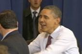 Obama heads to Pennsylvania