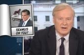 Seamus story still 'dogs' Romney