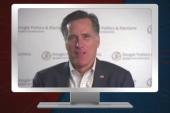 Romney's unconventional laundry method