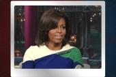 Michelle Obama's campaign strategy
