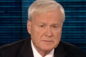 Chris Matthews on the need to talk about...