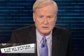 Matthews: Elections are now 'run by people...