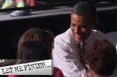 Matthews on Obama, Romney: 'I don't know...