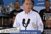Matthews: Romney is too deep in bed with...