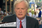 Matthews: Country's racial division 'won't...
