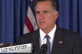 Matthews: Romney 'likes the notion of...