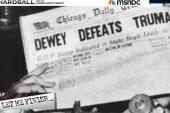 Matthews: 'Mitt Romney is fretting his...