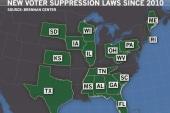 Matthews on voter suppression efforts: ...
