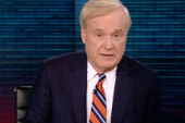 Matthews: Does anyone have a grip on who...