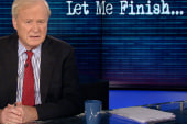 Matthews: 'Go out there and vote like your...