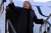 Matthews: Hillary Clinton looks like a winner