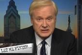 Matthews: On gun control, we need to first...