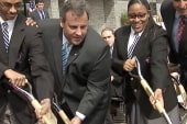 Matthews: Gov. Chris Christie would be a...