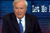Matthews: Ted Cruz is 'a disaster'