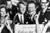 Matthews honors legacy of Bobby Kennedy, a...