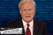 Matthews on Weiner: 'The town so nice they...