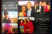 Chris shares the Matthews' holiday card