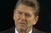 Inauguration flashback: Ronald Reagan
