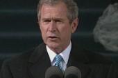 Inauguration flashback: George W. Bush