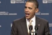 Obama defends record on Israel