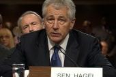 Senate Republicans block Hagel nomination