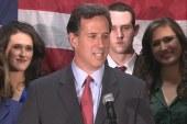 Imagining Santorum vs. Clinton in 2016