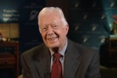 Carter on grandson's gubernatorial campaign