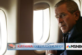 Fmr. FEMA director says Bush flyover 'cost...