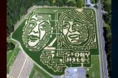 Sideshow: Local NJ farm unveils crop...