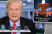 More on July 26: Voting rights & wrongs