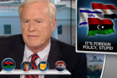 More on September 12: It's foreign policy,...