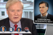 More on October 9: Unmasking moderate Mitt