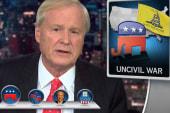 More on November 7: Uncivil war