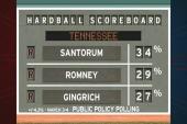 Santorum ahead of Romney in Tenn. polls