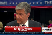 John Harwood on combative GOP debaters