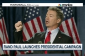 It's official: Paul announces Pres. candidacy