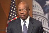Rep. Cummings: We are searching for...