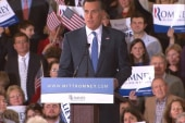 Republicans tolerate, but don't love, Romney