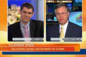 Sideshow: Pete Williams' intern deserves a...