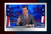 Colbert's take on Christie vs. Wildstein